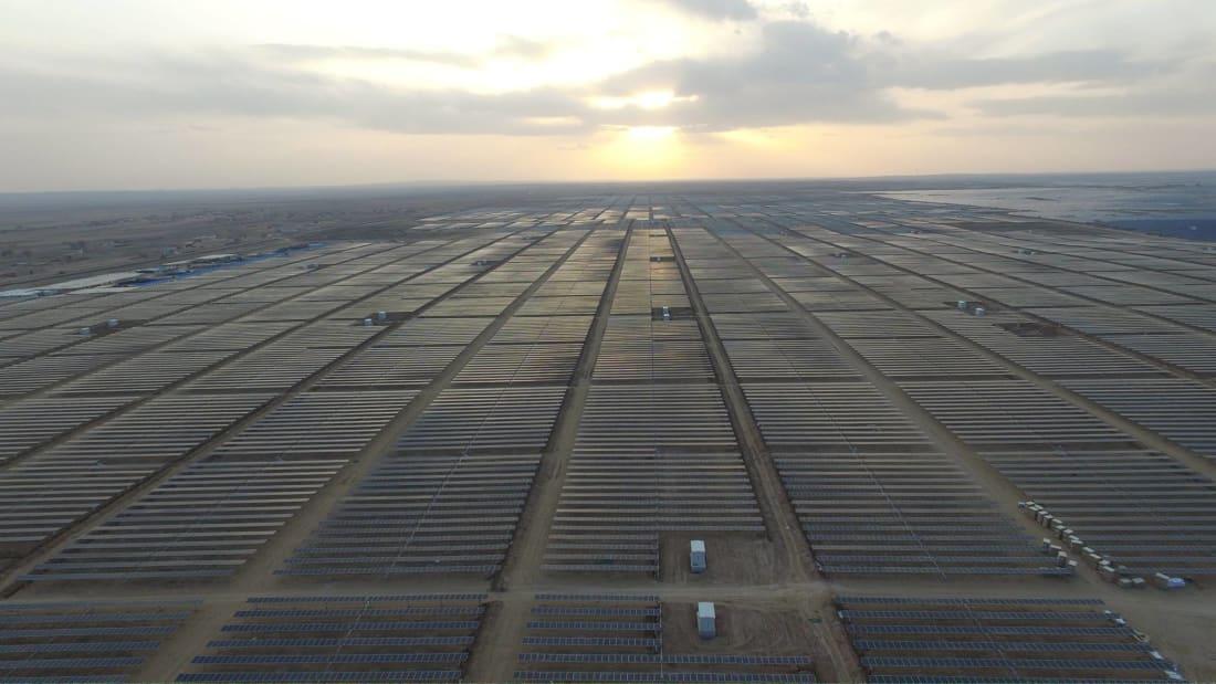 Yanchi Ningxia Solar Park