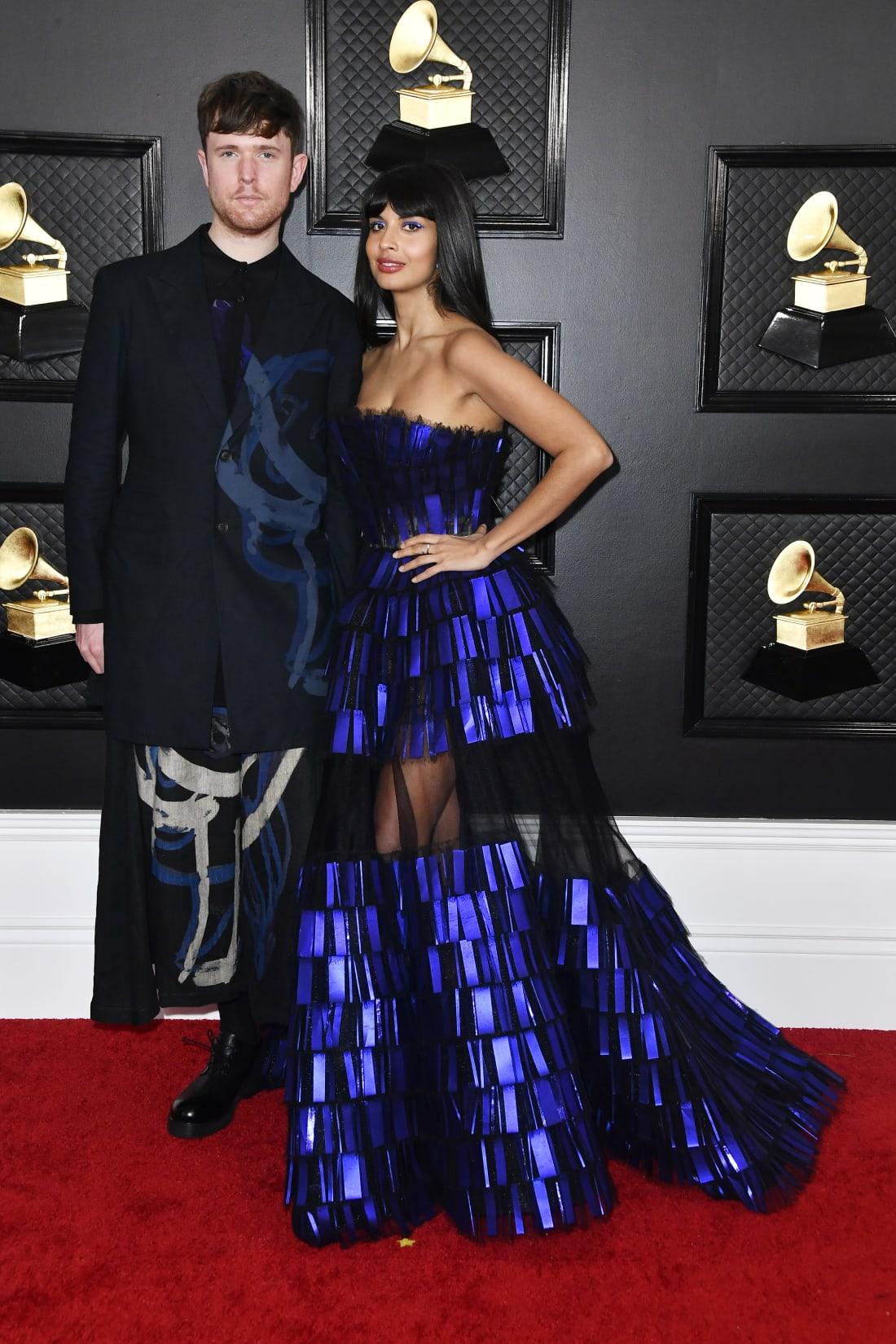 10 grammy red carpet fashion 2020