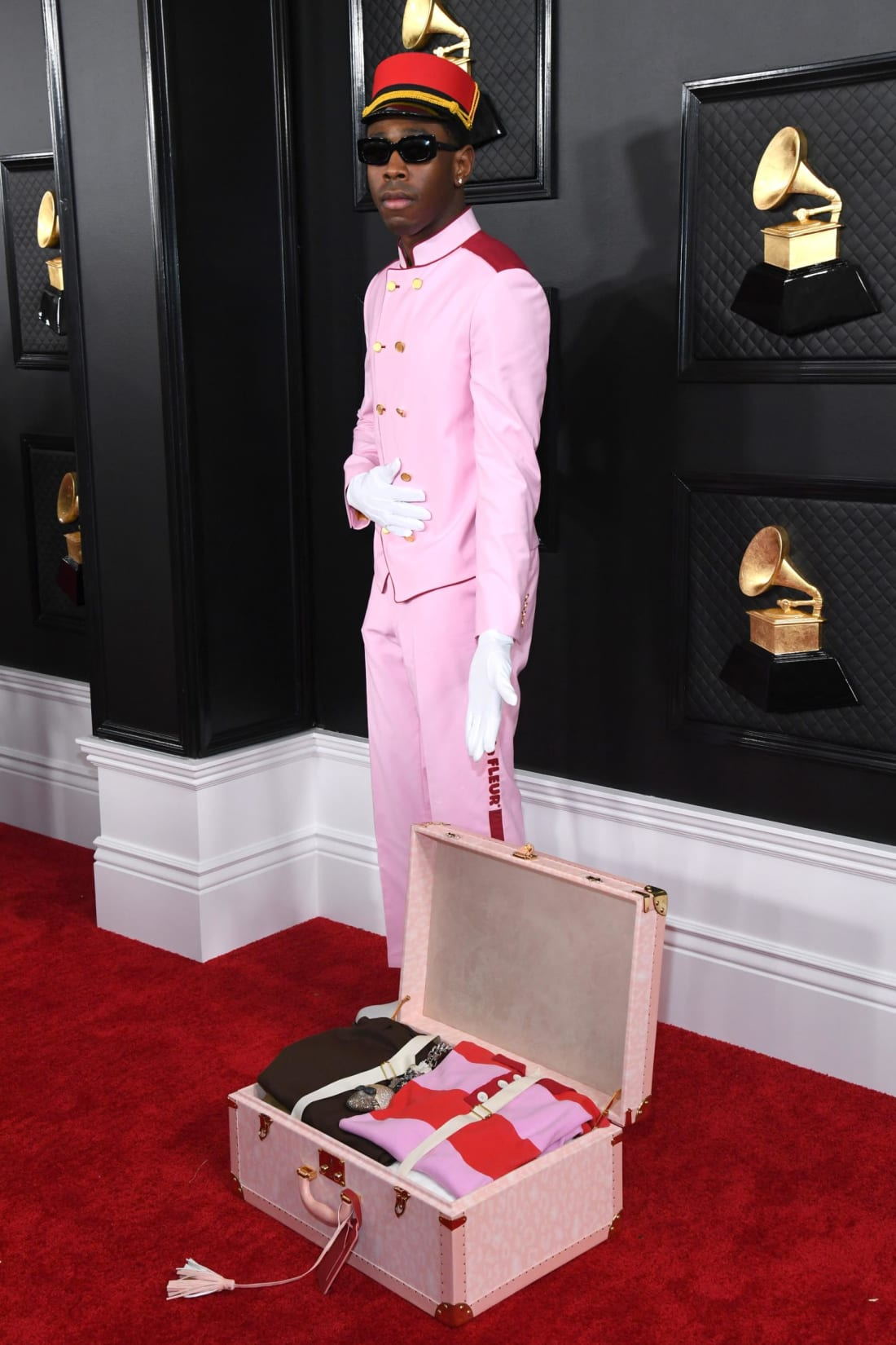 22 grammy red carpet fashion 2020 RESTRICTED