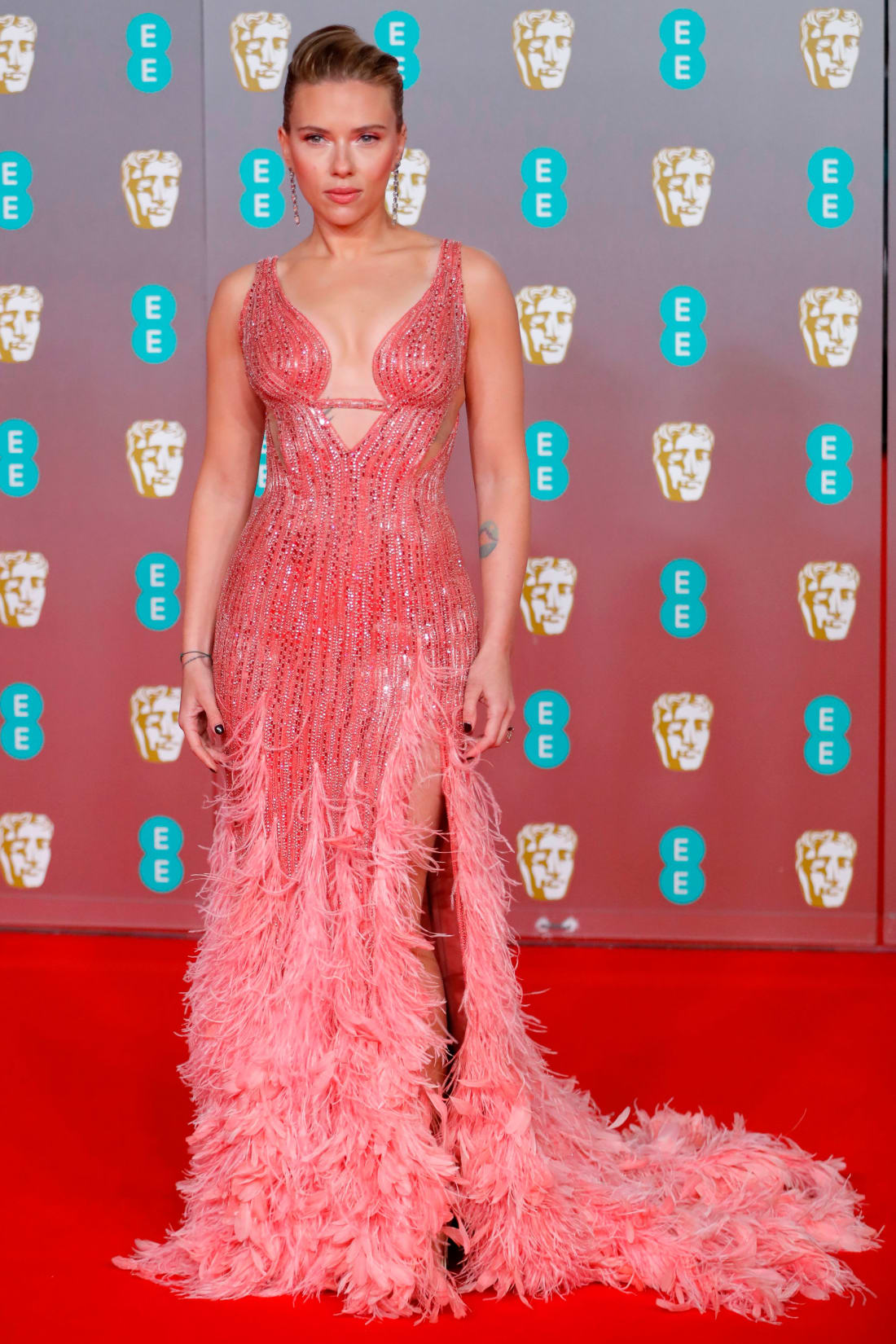 19 bafta red carpet