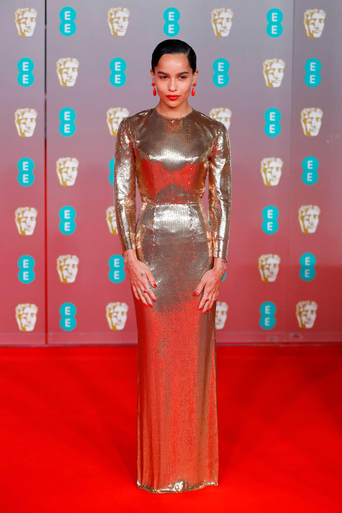 22 bafta red carpet
