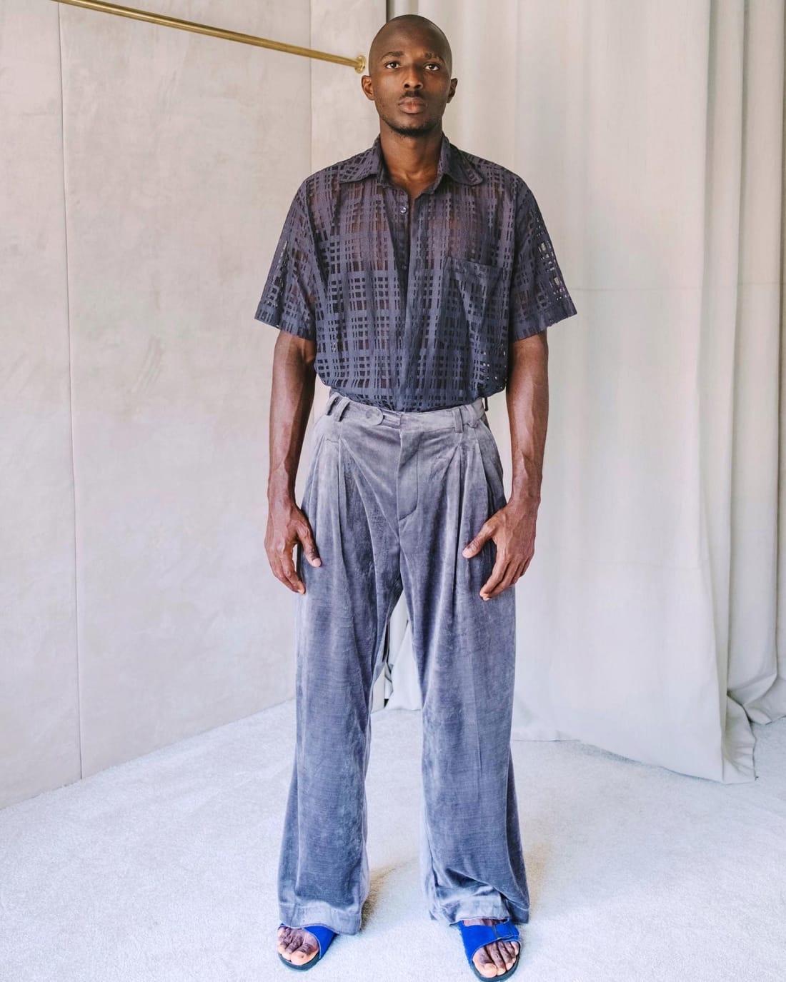 RESTRICTED 02 naomi campbell ian audifferen nigeria fashion hnk spc intl