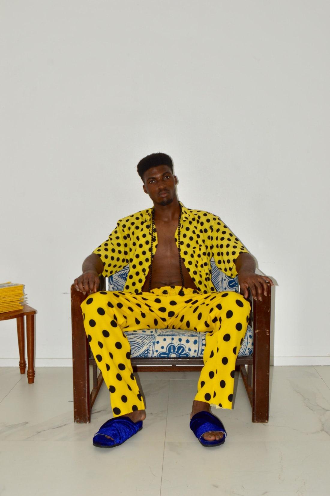 RESTRICTED 04 naomi campbell ian audifferen nigeria fashion hnk spc intl