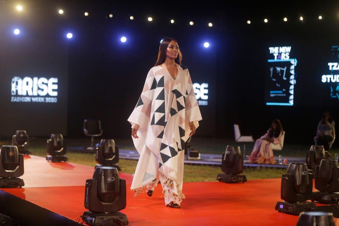 campell arise fashion week 2020
