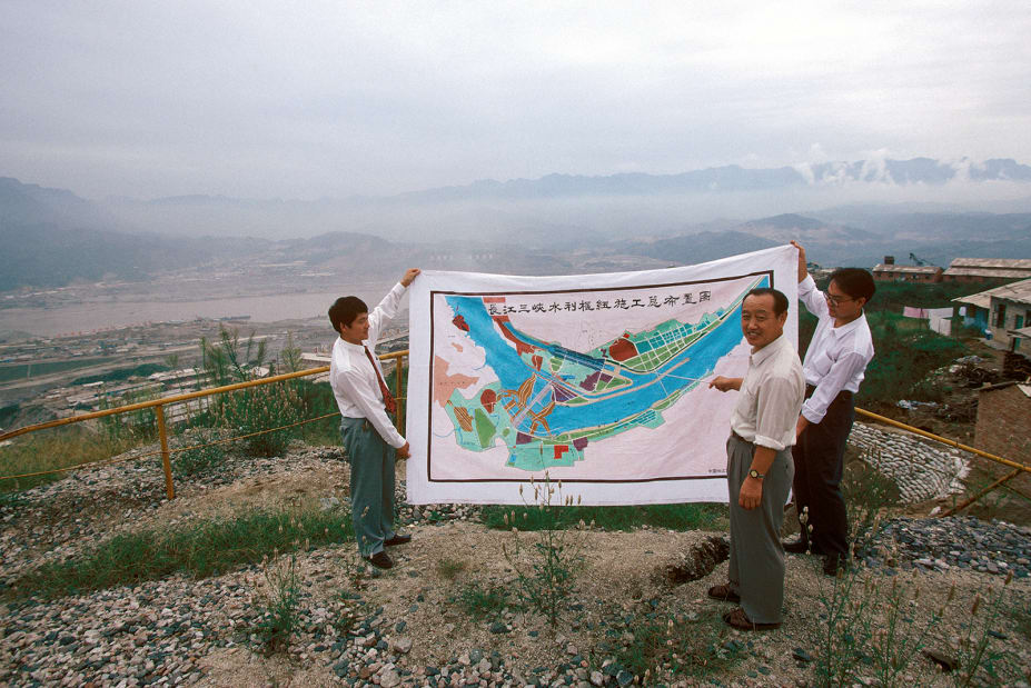 01 three gorges dam RESTRICTED