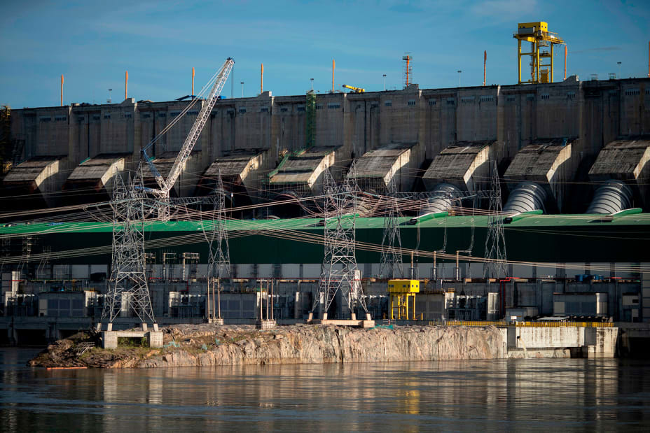10 world hydropower dams