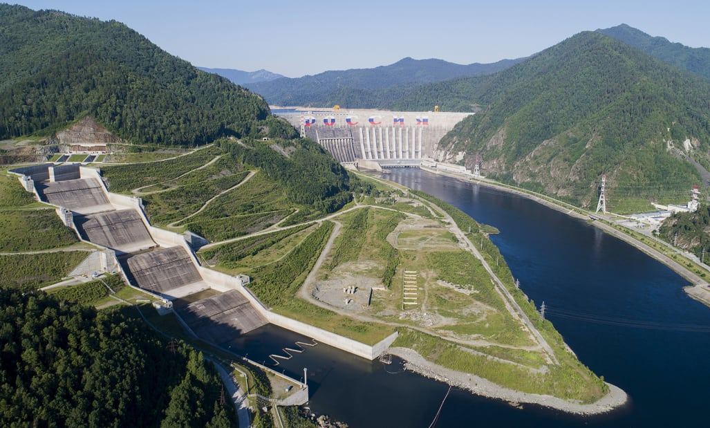 11 world hydropower dams RESTRICTED