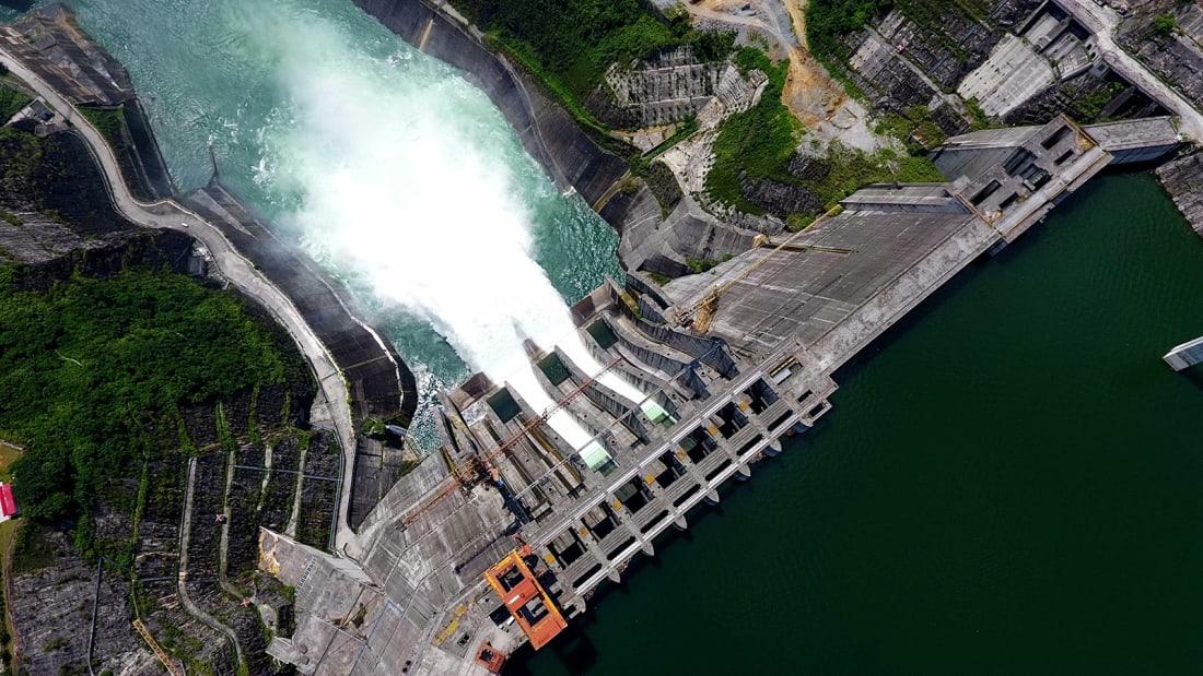 12 world hydropower dams RESTRICTED