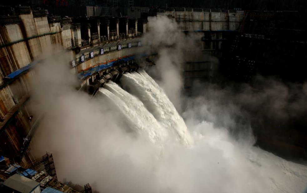 13 world hydropower dams Xiluodu