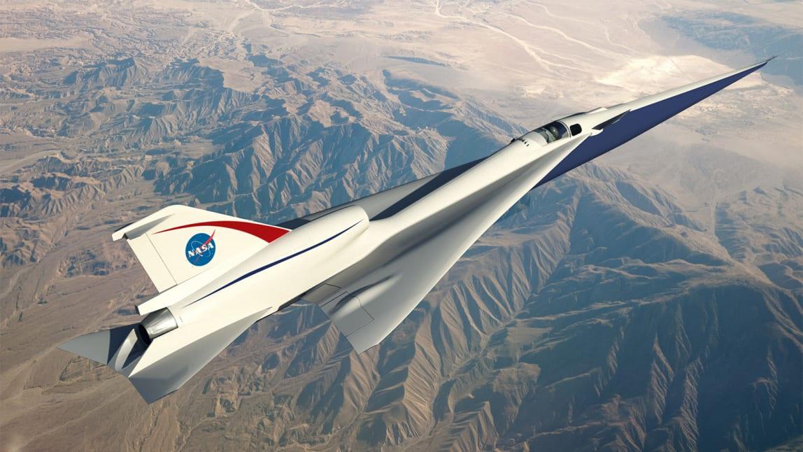 Nasa X-plane