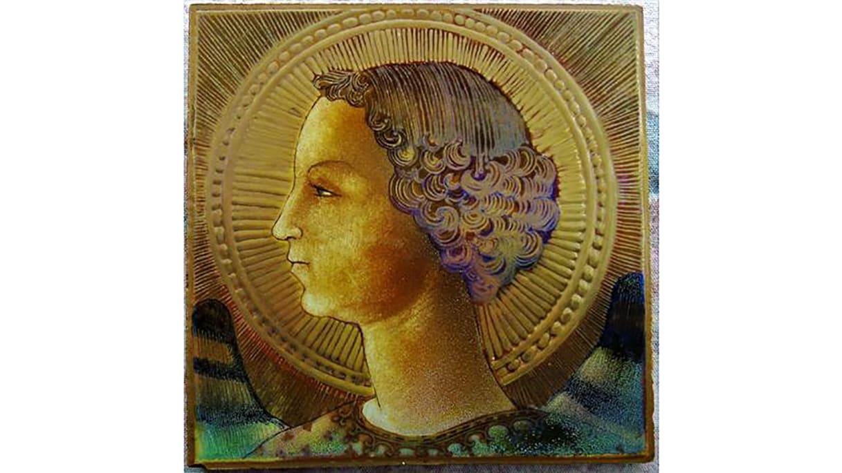 Art expert claims discovery of Leonardo da Vinci's earliest work