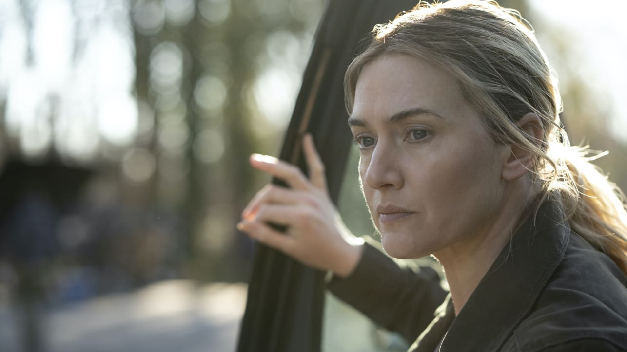 Kate Winslet di final 'Mare of Easttown' Michele K Short/HBO