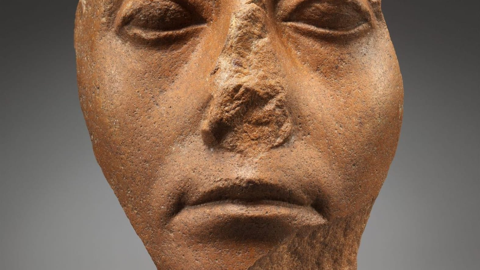 Face of Senwosret III, ca. 1878-1840 BC