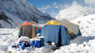 A three-person UK expedition to Muchu Chhish in August 2014 was one of the most recent and few serious attempts.