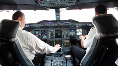 Who's really flying the plane? | CNN Travel