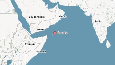 Socotra: Unspoiled island sanctuary caught on camera | CNN Travel