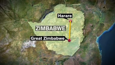 Great Zimbabwe Map Africa.900 Year Old Stone Kingdom The Breathtaking Ruins Of Great