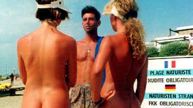 Tumblr beach nudes