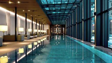 Hotel spas: 10 of the world's best   CNN Travel