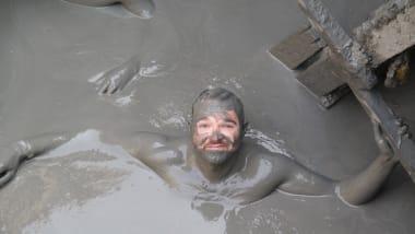 Colombia's mud volcano | CNN Travel