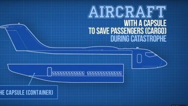 How realistic is a plane with a detachable cabin? | CNN Travel