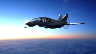 A Light Aircraft Revolution Takes Off Cnn Travel