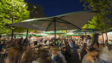 Best Beer Gardens In America 9 Favorites Cnn Travel