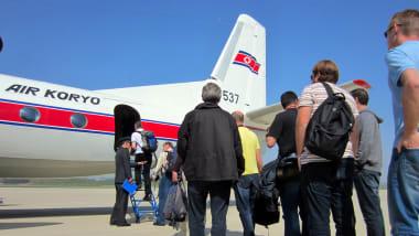 cdff17c23725 North Korea's rare Soviet airplanes: 1 man's flight   CNN Travel