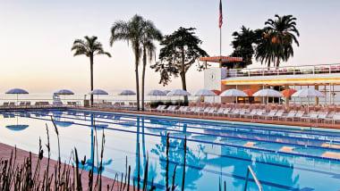 Four Seasons Resort The Biltmore Santa Barbara California Beachfront Hotel