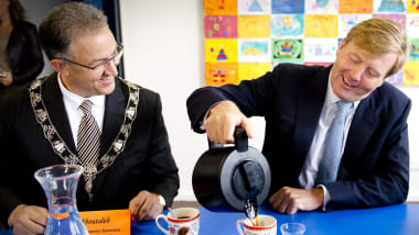 Willem Alexander Wc Pot.Netherlands 8 Ways To Go Dutch Cnn Travel