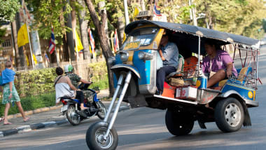 10 best taxis in cities around the world  | CNN Travel