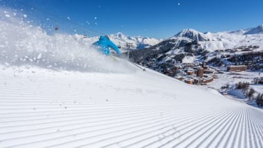 8ed63373f1 World s biggest and best ski areas  Paradiski in France incorporates Les  Arcs and La Plagne