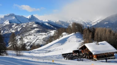f9d8b50c38 World s biggest and best ski areas  Sauze d Oulx in Italy accesses the vast