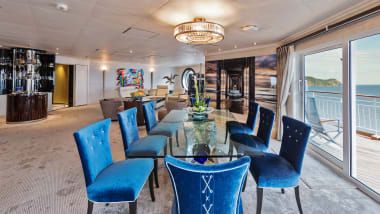 All Interior Designs For Apartments On Board The Ship Must Be Roved By A Committee Before