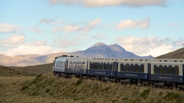 Peru's Andean Explorer: Luxury train journey on the roof of