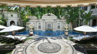 Versace Mansion Inside South Beach S Sensational Hotel Cnn Travel