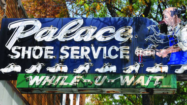 Vintage American road signs: Neon blasts from the past   CNN