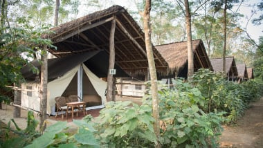 Asia's best luxury tented camps: See wildlife in comfort