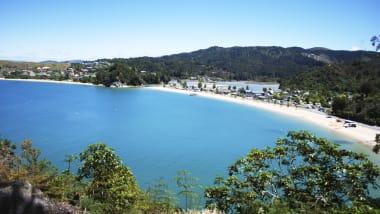 Kaiteriteri Beach New Zealand