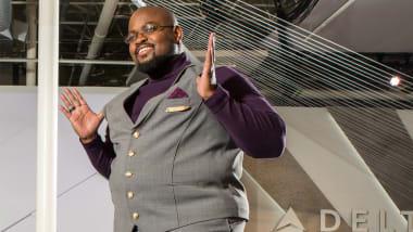 Zac Posen's Delta uniforms take spandex to the sky | CNN Travel