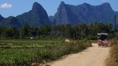 Vang Vieng, Laos: From party capital to adventure paradise