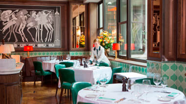 According To Lti These Are The Top Restaurants In London
