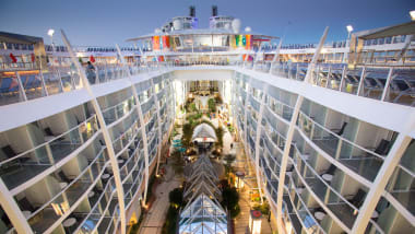15 Biggest Cruise Ships In The World Cnn Travel,United Airlines Ticket Change Fee