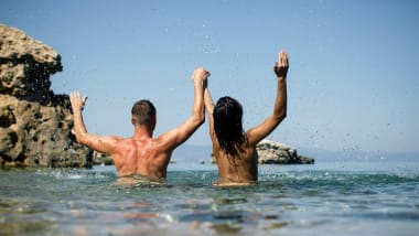Girls first time at nude beach How Going To Nudist Beaches Helped Me Become Body Confident Cnn Travel