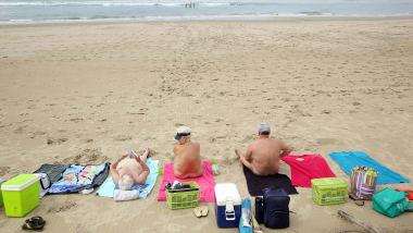Nude Beach Tube