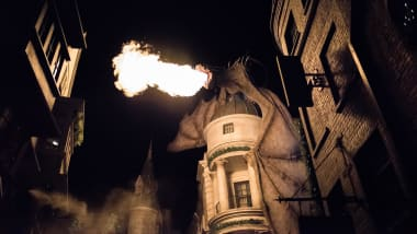 Wizarding World of Harry Potter takes on reluctant parent in Orlando