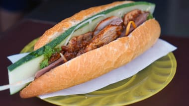 On the hunt for Vietnam's best banh mi | CNN Travel