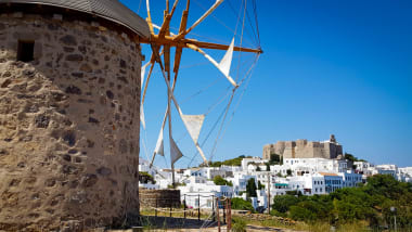 Patmos: The island in Greece where the end of the world