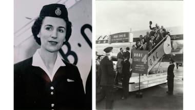 British Airways marks 60th anniversary of first trans