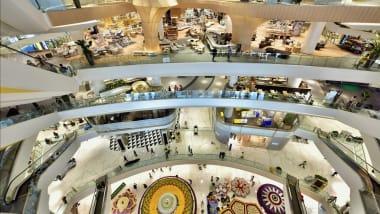 Icon siam shopping mall bangkok